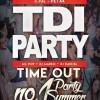 Imperativ dobrog provoda: TDI žurka u klubu Time Out