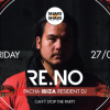 DJ RE.NO at Shake'n'Shake