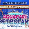 Čekamo vas i ovog vikenda u AquaParku PETROLAND