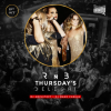 Cetvrtak klub BRANKOW & RNB Thursday's Delight