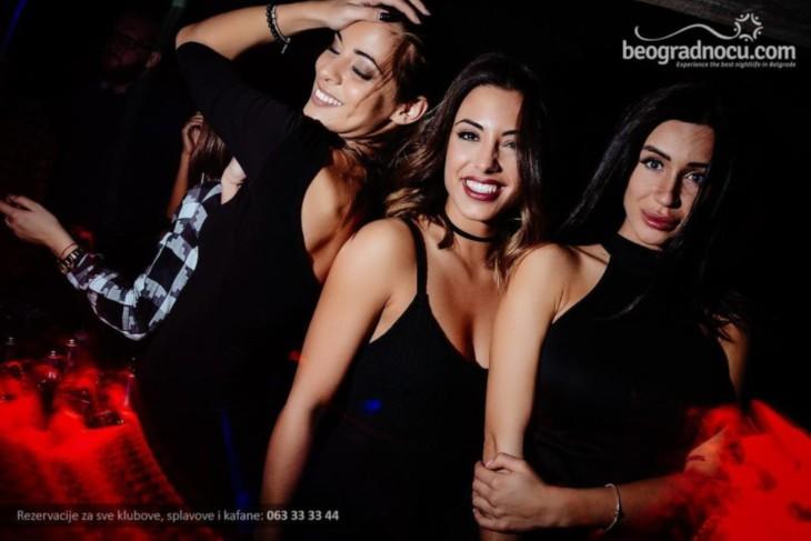 Devojke u Brankow klubu