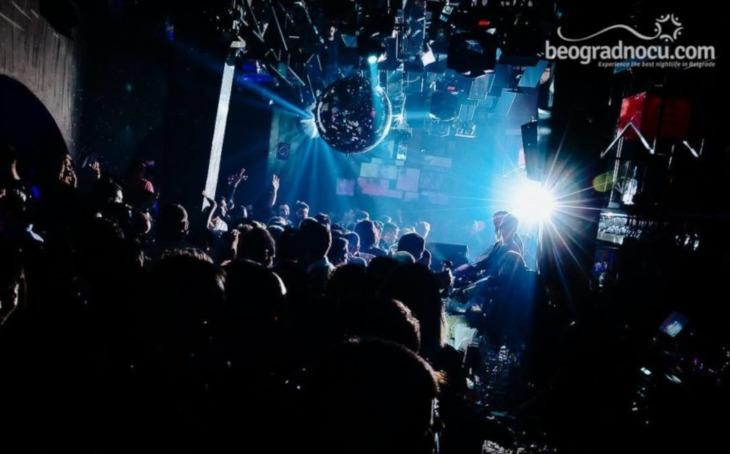 Klub Brankow u Beogradu