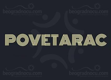 Splav Povetarac logo
