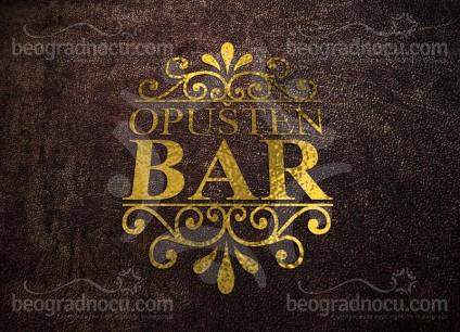 Opusten Bar