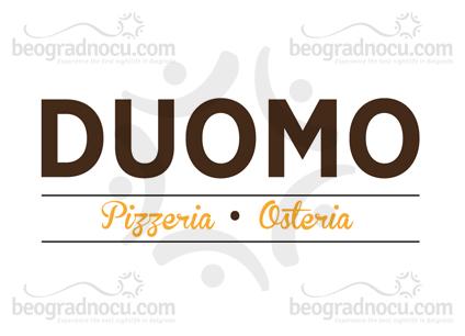 Restoran Duomo