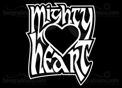 Kafe Mighty Heart