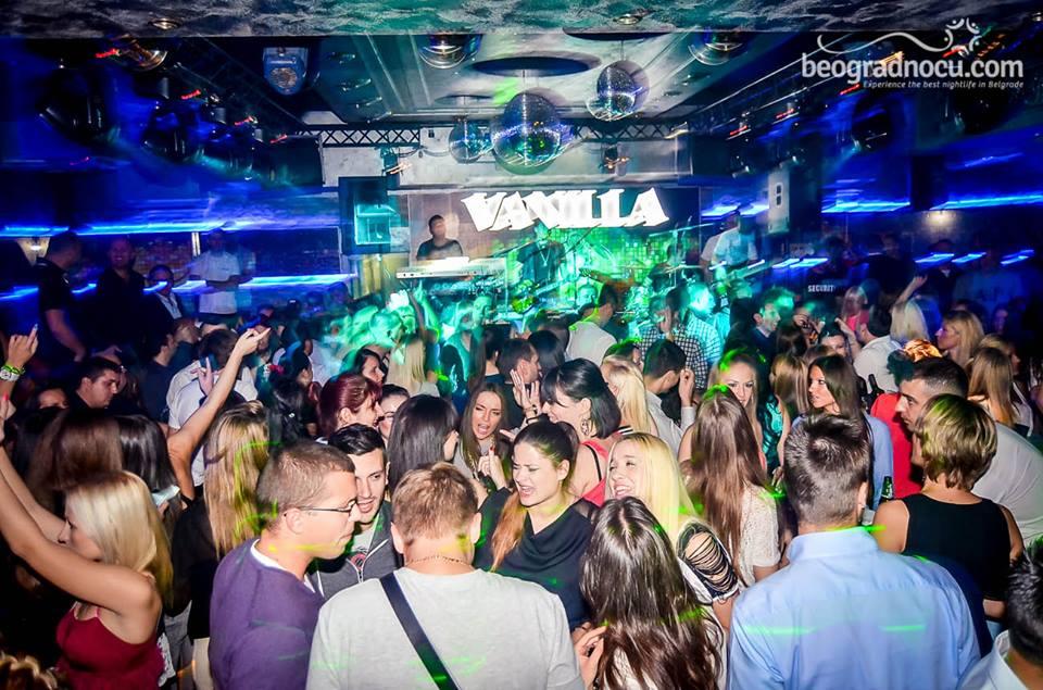 klub Vanilla