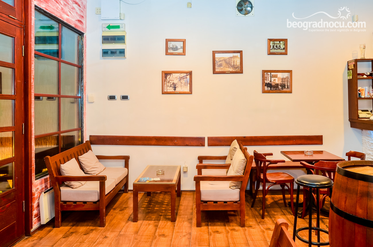 kafe Dvorište Dva