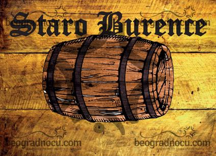 Kafana Staro Burence