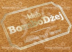 Bombo Dzej logo