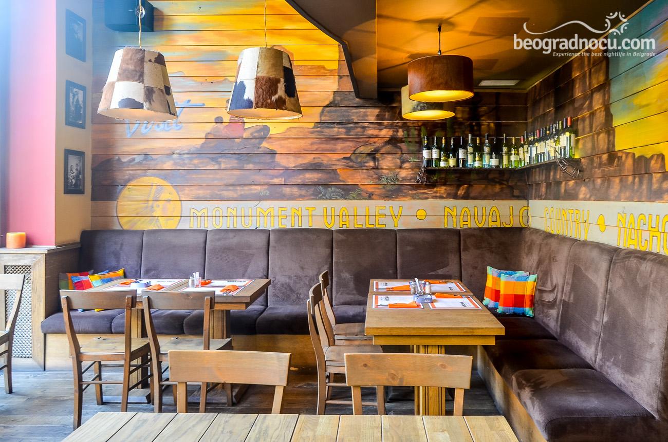 restoran Nachos