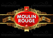 Striptiz klub Moulin Rouge
