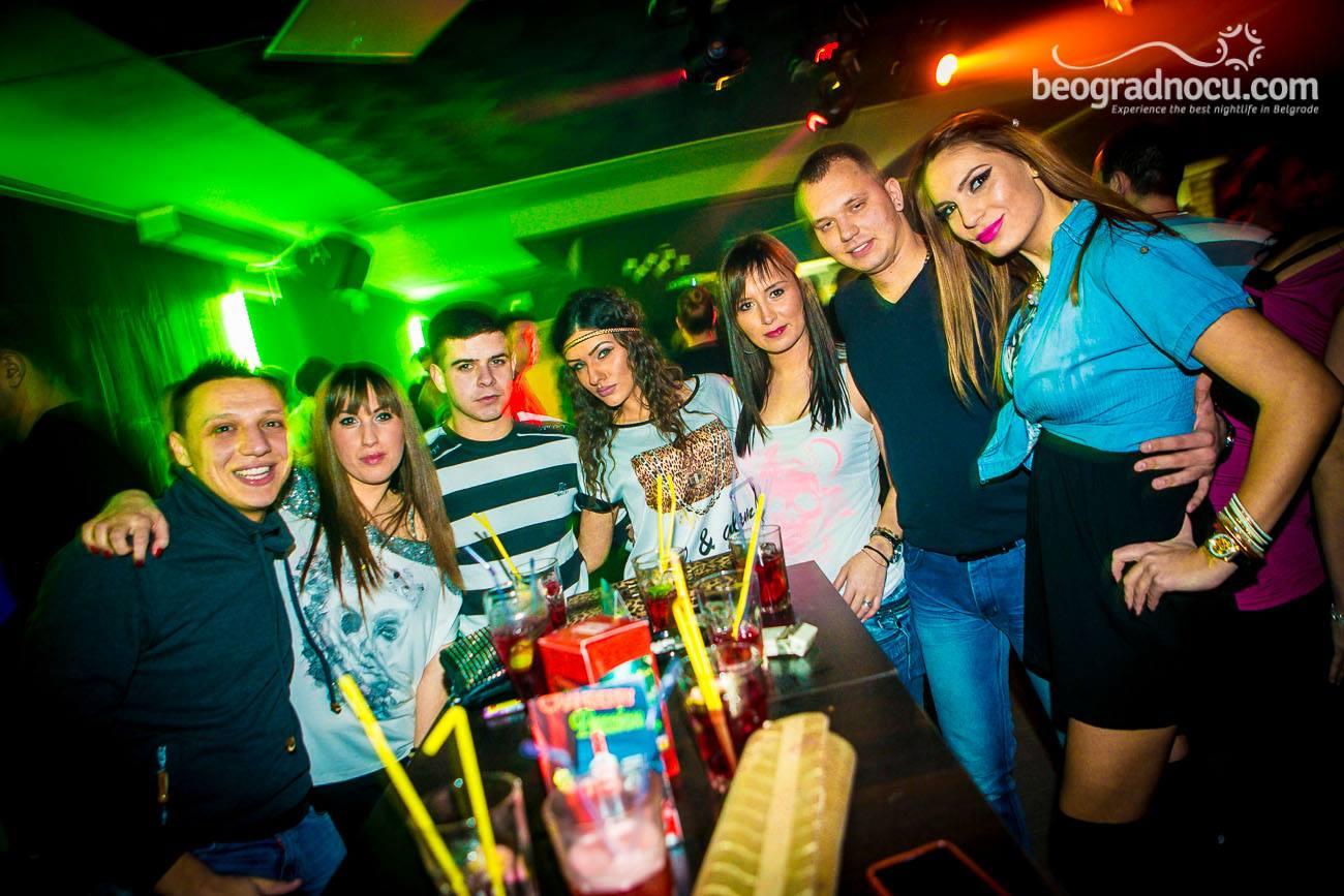 klub Black Ice