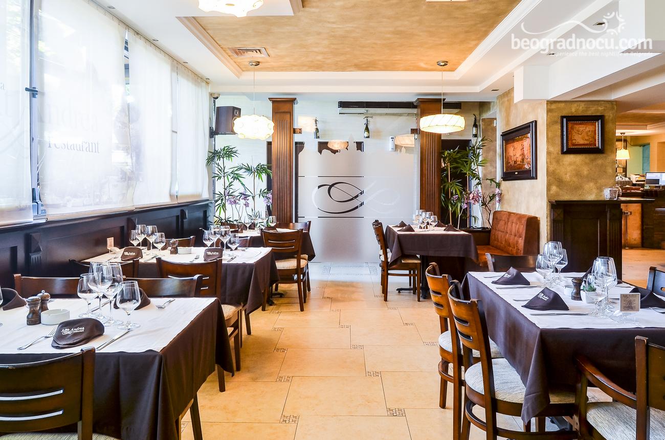 restoran Stara Sent Andrea