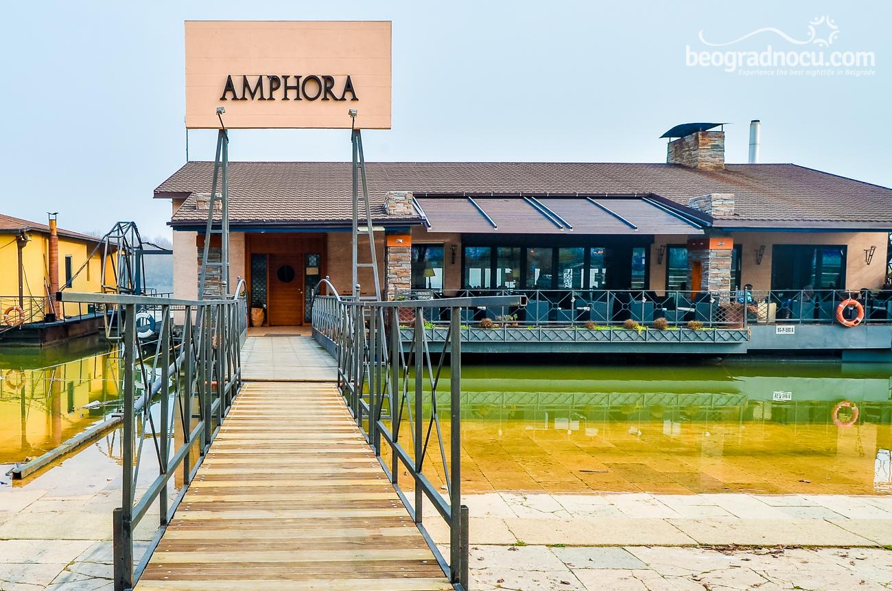 splav Amphora