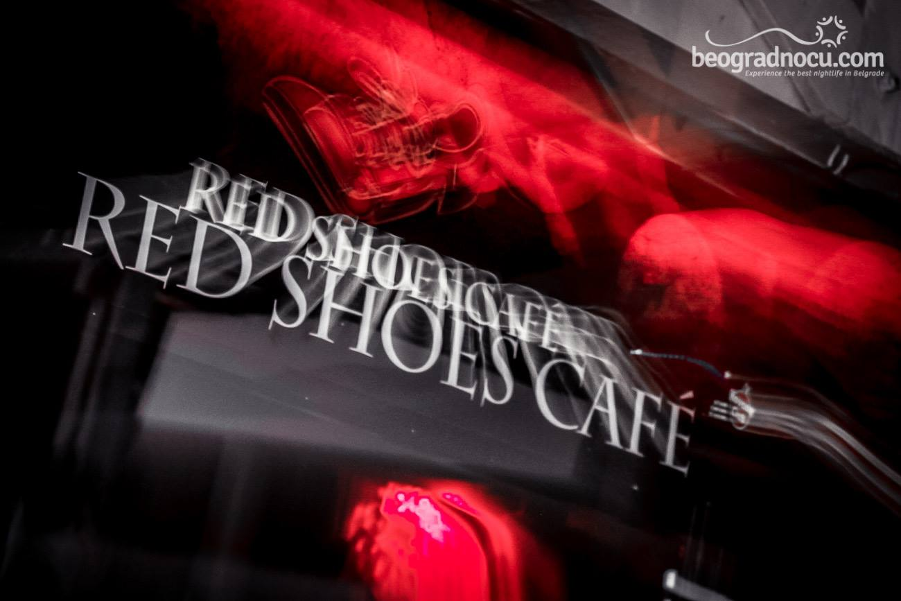 klub Red Shoes Cafe