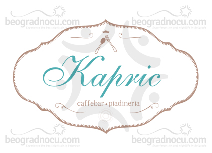 Kafe Kapric Bar