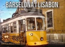 Barselona i Lisabon