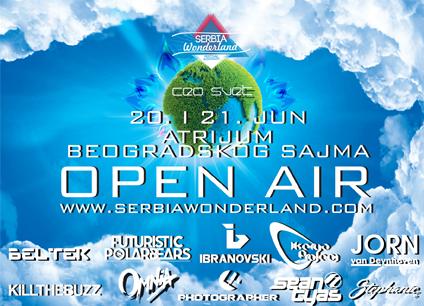 Serbian Wonderland Festival