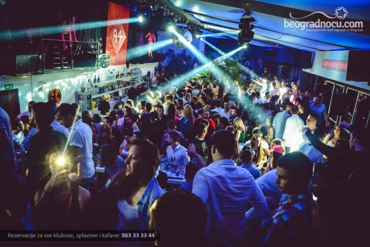 Splav klub 94 Beograd