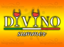 Splav Divino Summer