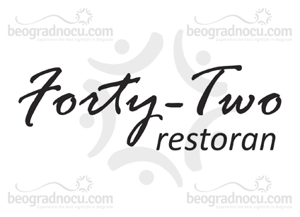 Restoran Forty Two