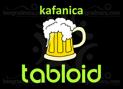Tavern Tabloid Belgrade Info 381 63 343433 Beograd Nocu