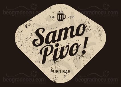 Bar Samo Pivo!