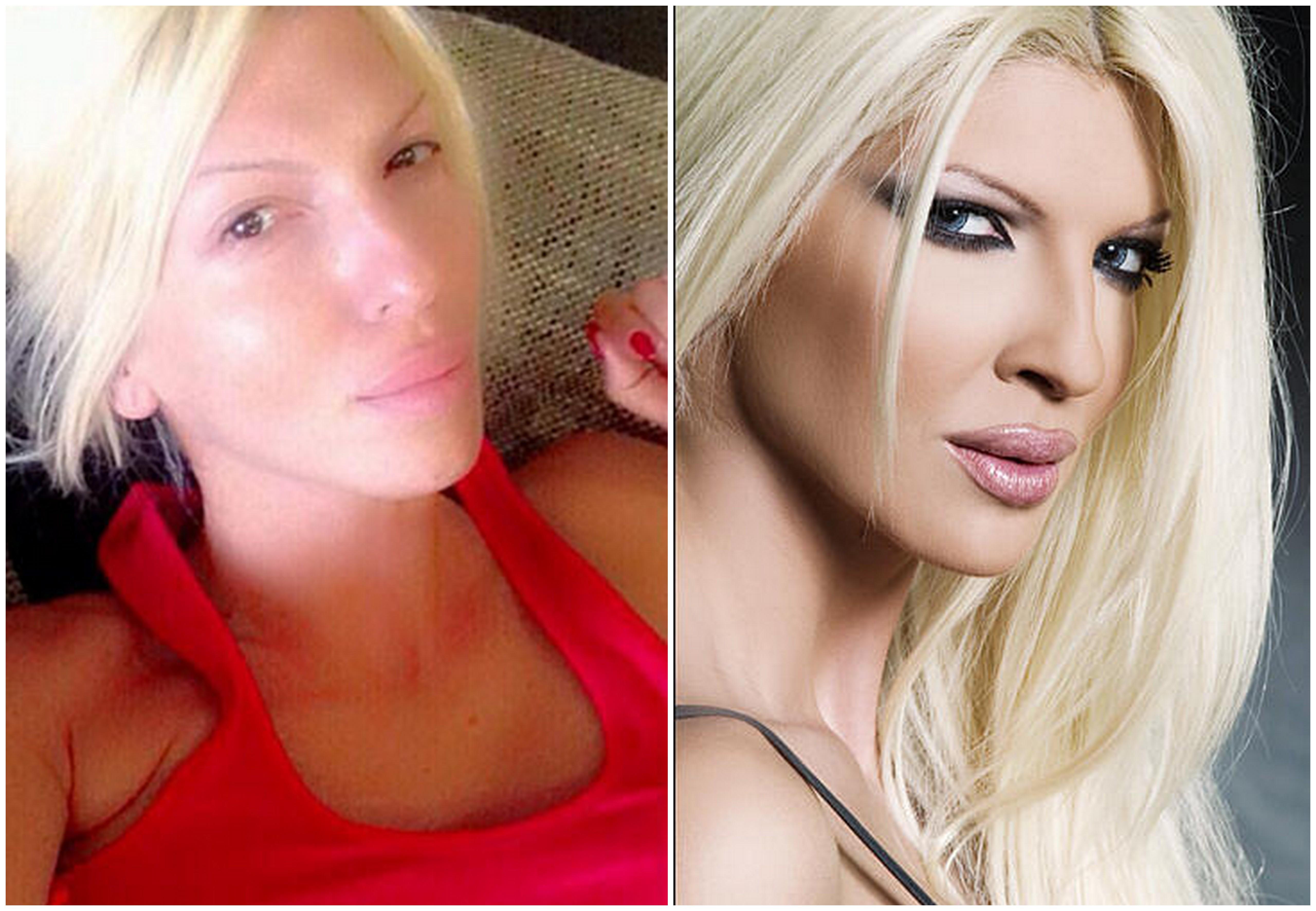 Jelena Karleusa Bez Sminke Pogledajte kako naše poznate ličnosti ...