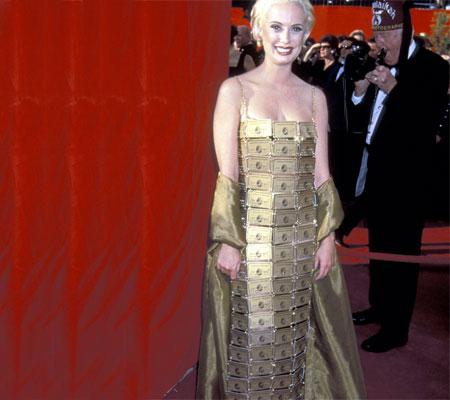 Lizzy Gardinar, 1995 Worst Dressed