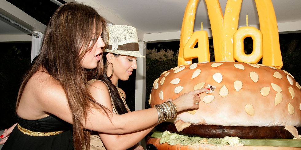 McDonald's Big Mac 40th Birthday Party at Project Beach House