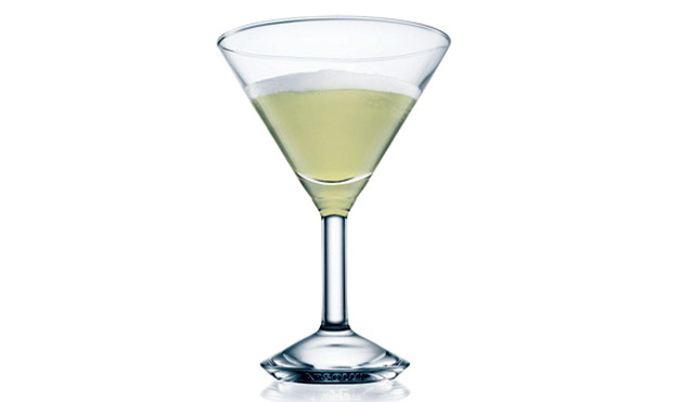 Wasabi Martini