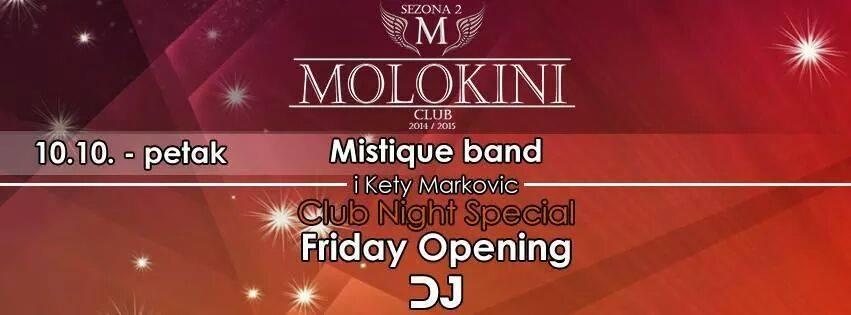 klub Molokini