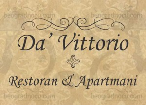 Restoran Da Vittorio