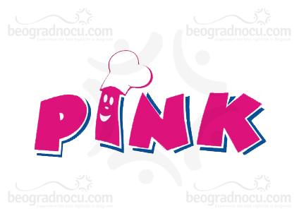 Restoran Pink logo