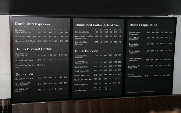 General Views Of Dumb Starbucks Coffee Shop