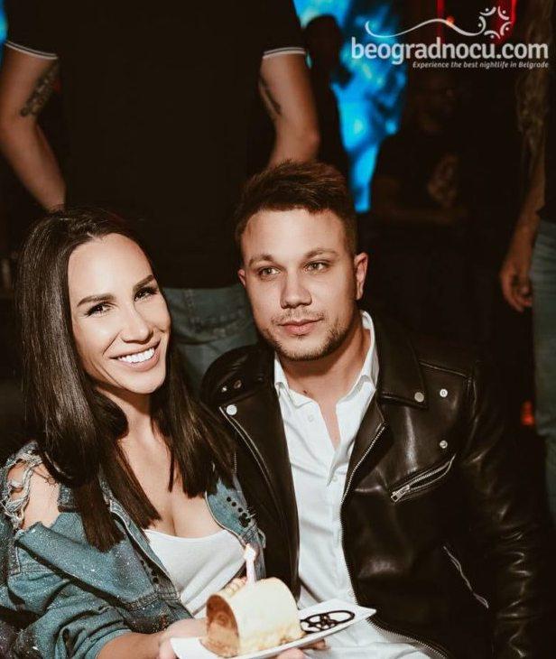 Nikolija i Relja u klubu Kasina by Community