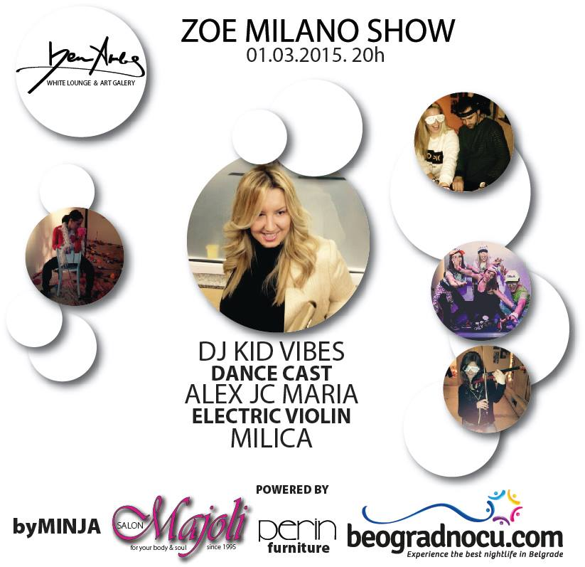 Zoe Milano