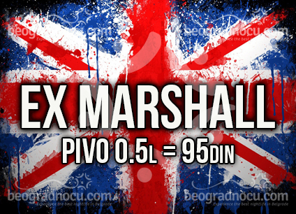 Bar Ex Marshall