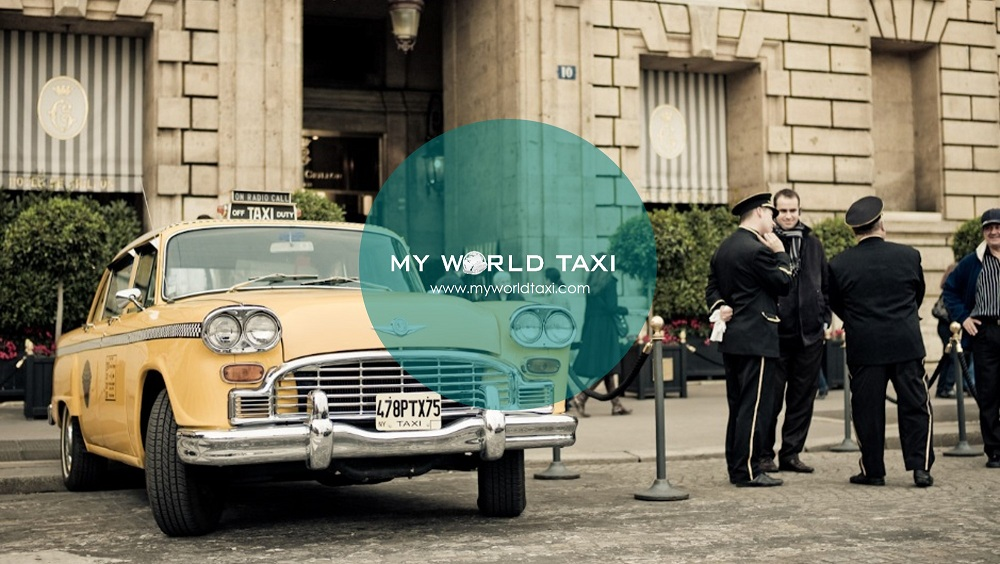 my world taxi