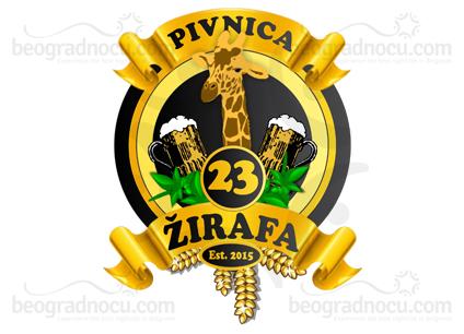 Pivnica Zirafa 23