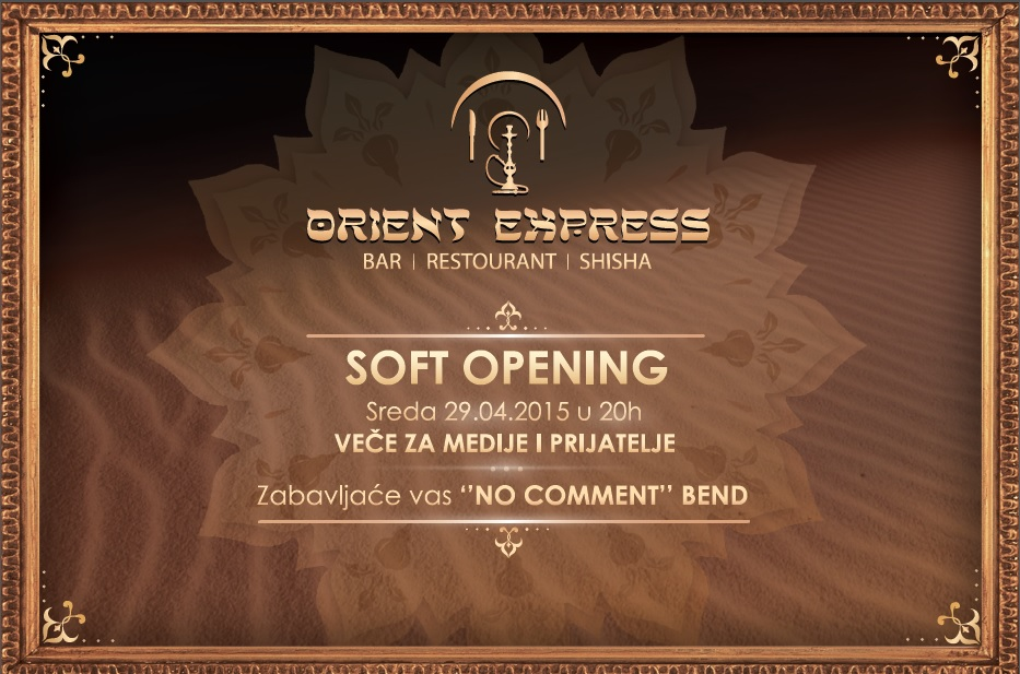 restoran Orient Express