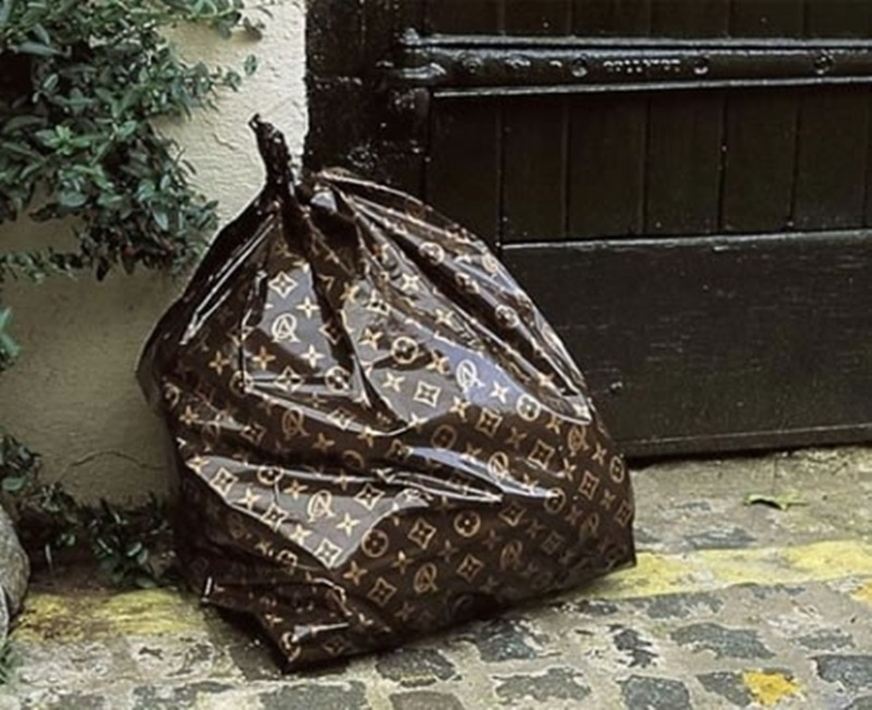 Louis Vuitton Trash Bags Gallery Louis Vuitton Trash Bag Purses Lost In A Supermarket
