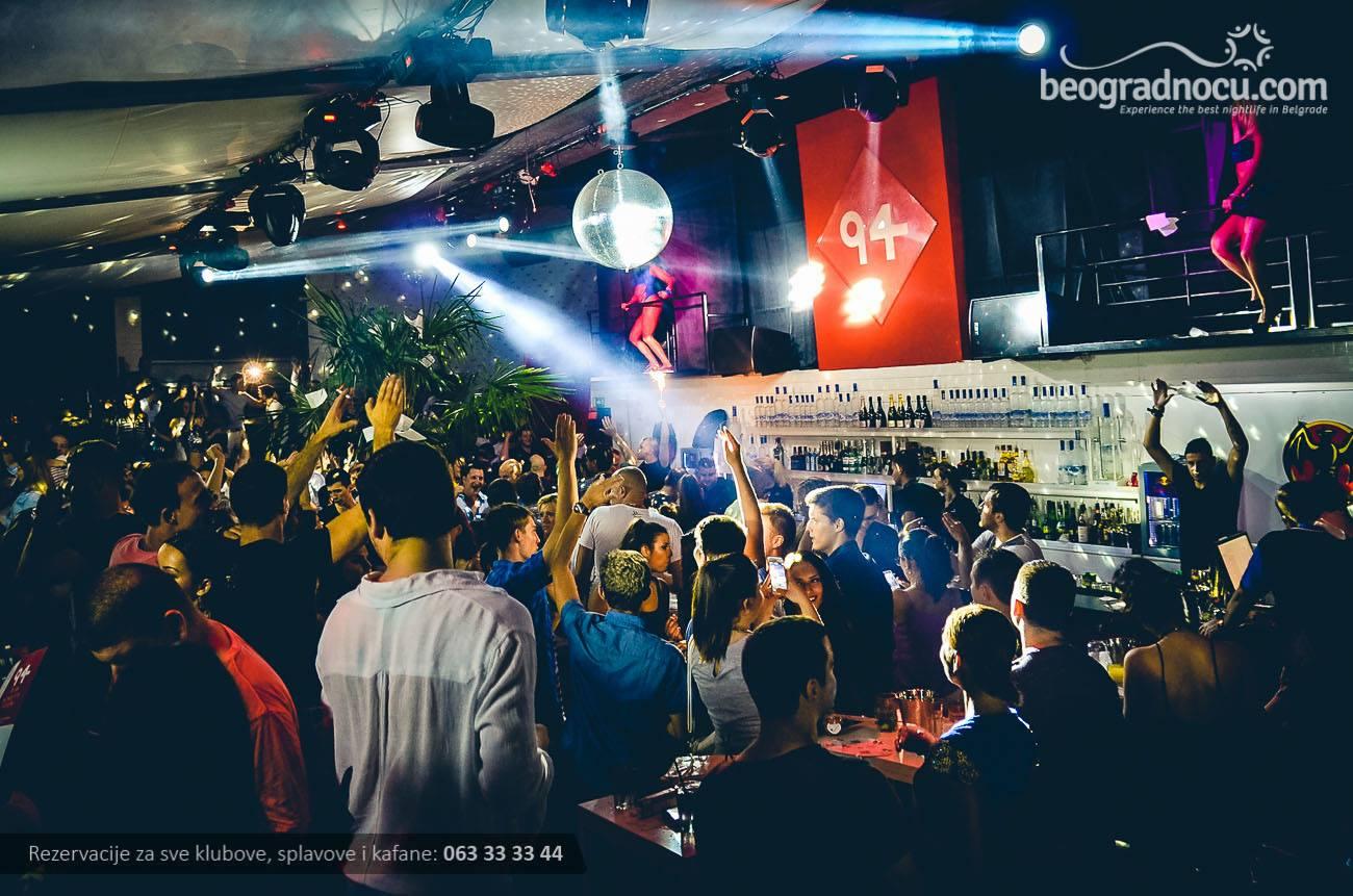 splav Club 94
