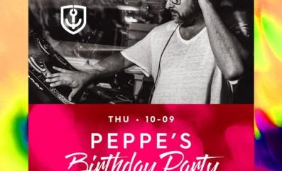 Dj Peppe's birthday party @ Lasta