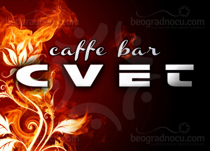 Bar Cvet logo