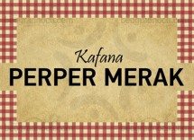 Kafana Perper Merak logo