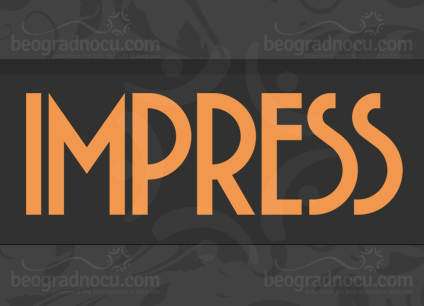 Kafana Impress logo