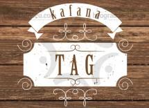 Kafana Tag logo