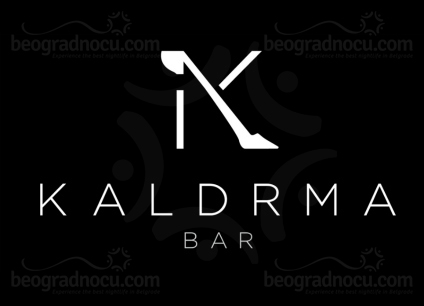 Kaldrma Bar logo